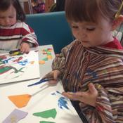 Spielgruppe für Kinder im Vorkindergartenalter