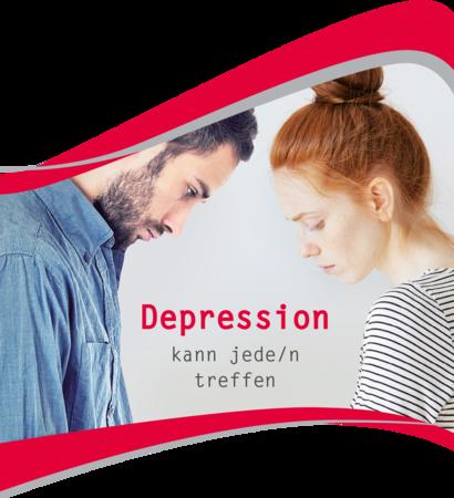 DEPRESSION kann JEDEN treffen - WO und WIE gibt´s Hilfe?