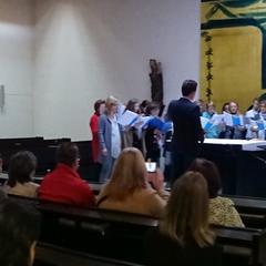 frauenKlang Vokalakdemie Niederösterreich Abschlusspräsentation in der Kapelle Bildungshaus St. Hippolyt