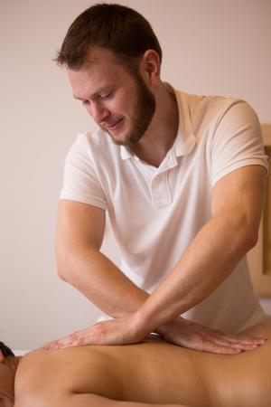 Massage für den Hausgebrauch
