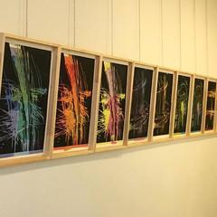 Ausstellung Herwig Zens, Marcus Hufnagl - Noah Zyklus