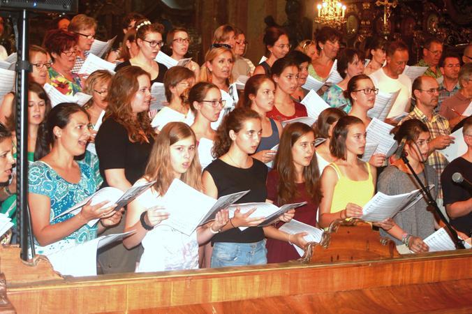 Camp für Neue Geistliche Musik