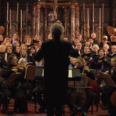 Bachchor Wien - Konzert in der Minoritenkirche