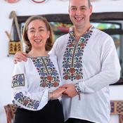 Rumänische Tänze mit Sonia Dion und Cristian Florescu