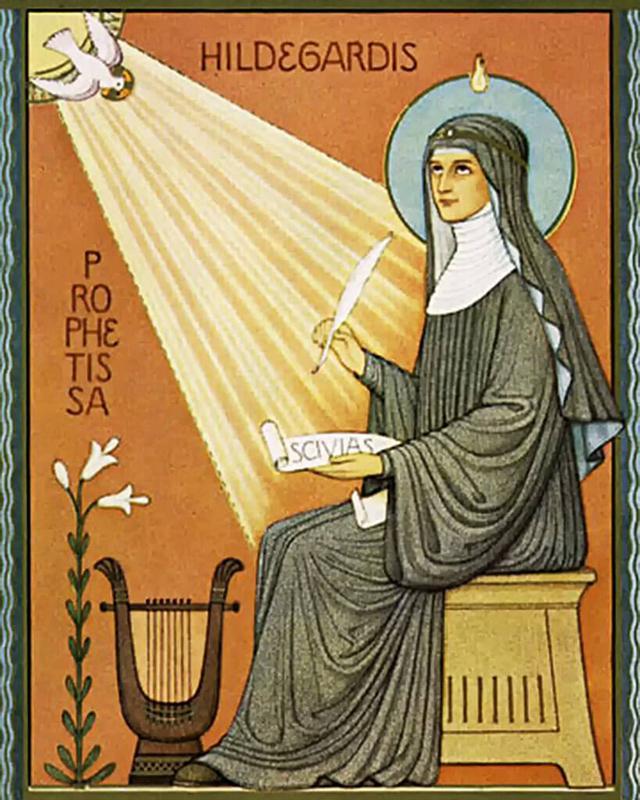 Hildegard Von Bingen Fasten