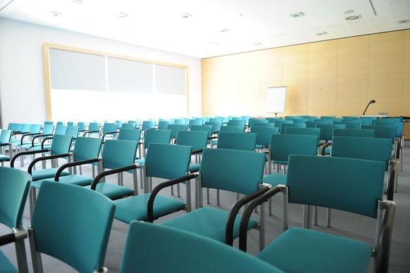 Seminarraum leer