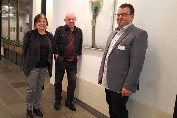 Elisabeth Bala, Heinz Selzer, Franz Moser