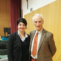 GR Mirsada Zupani und Dr. Morgenstern