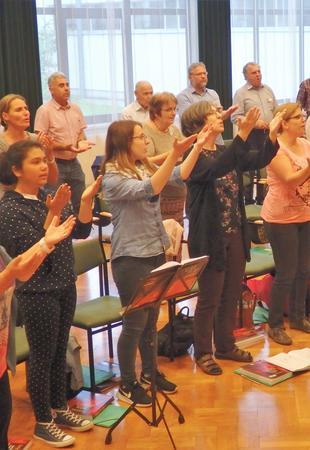 Singt und spielt dem Herrn in eurem Herzen