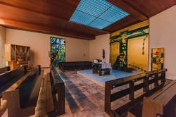 Gestaltung Kapelle Hiphaus