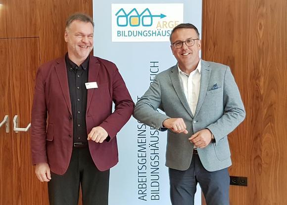 Wagner-Walser neuer Vorsitzender der ARGE BHÖ