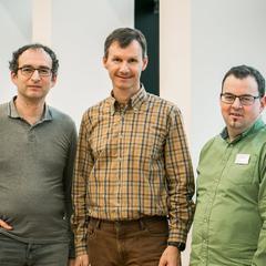Daniel Mair, Gottfried Mandlburger, Franz Moser. c) Vokalakademie Sandra Zarbach